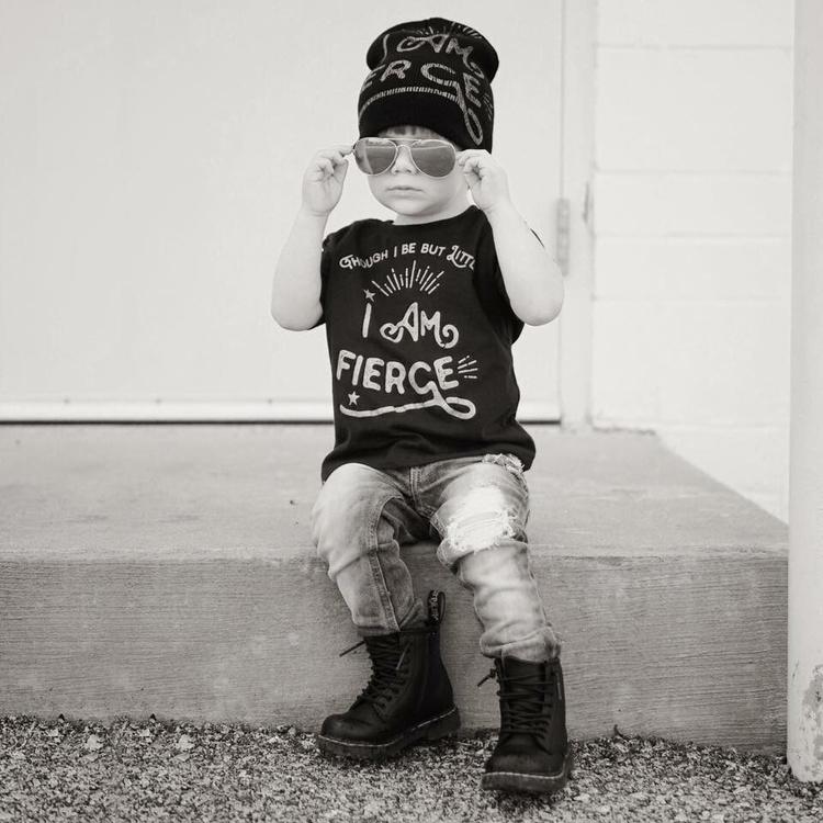 Photo  - FierceKids, ThoughIBeButLittle - fiercelittlestar | ello