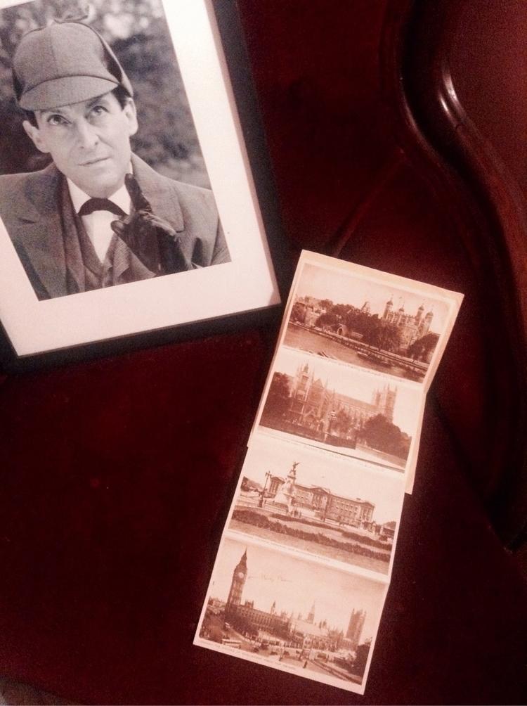 Vintage postcards London Victor - valentinacano | ello
