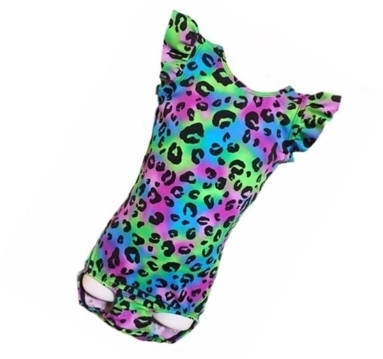 cute multicolored leopard print - taytrtots | ello