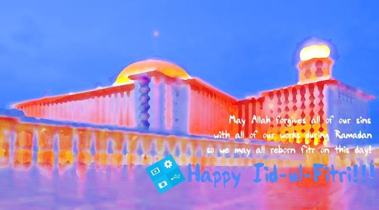 Happy id-ul-fitri! reborn fitr  - thumbapps | ello
