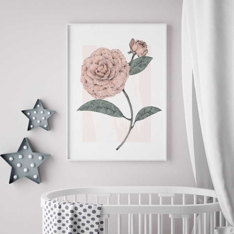 Camellia Dreams. Inspired peach - carmenhui | ello