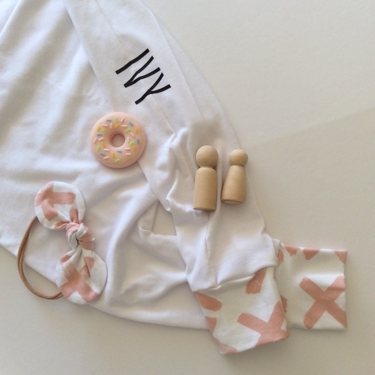Personalised Romper. $35 postag - pumpkin_and_chunk | ello