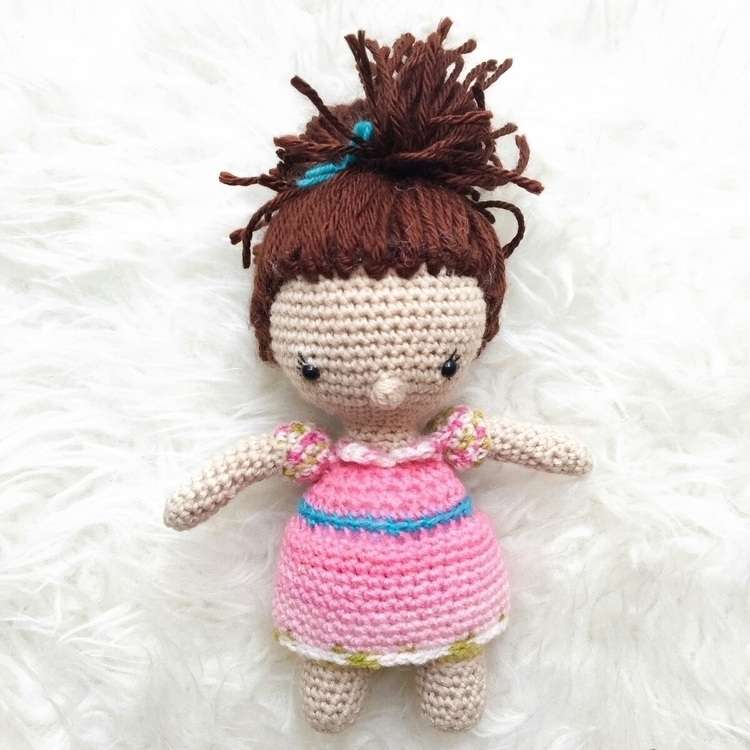 Abby customized sweet girl? web - crochetedbycrissa | ello