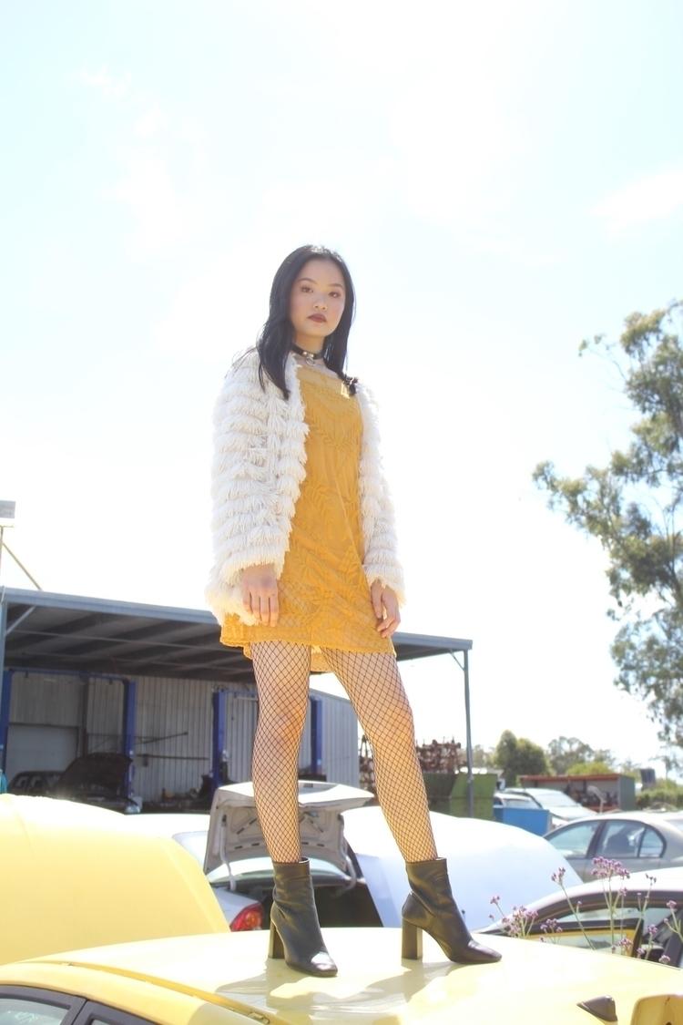 /16 PHOTOSHOOT: Tanisha Wong - goodkid | ello