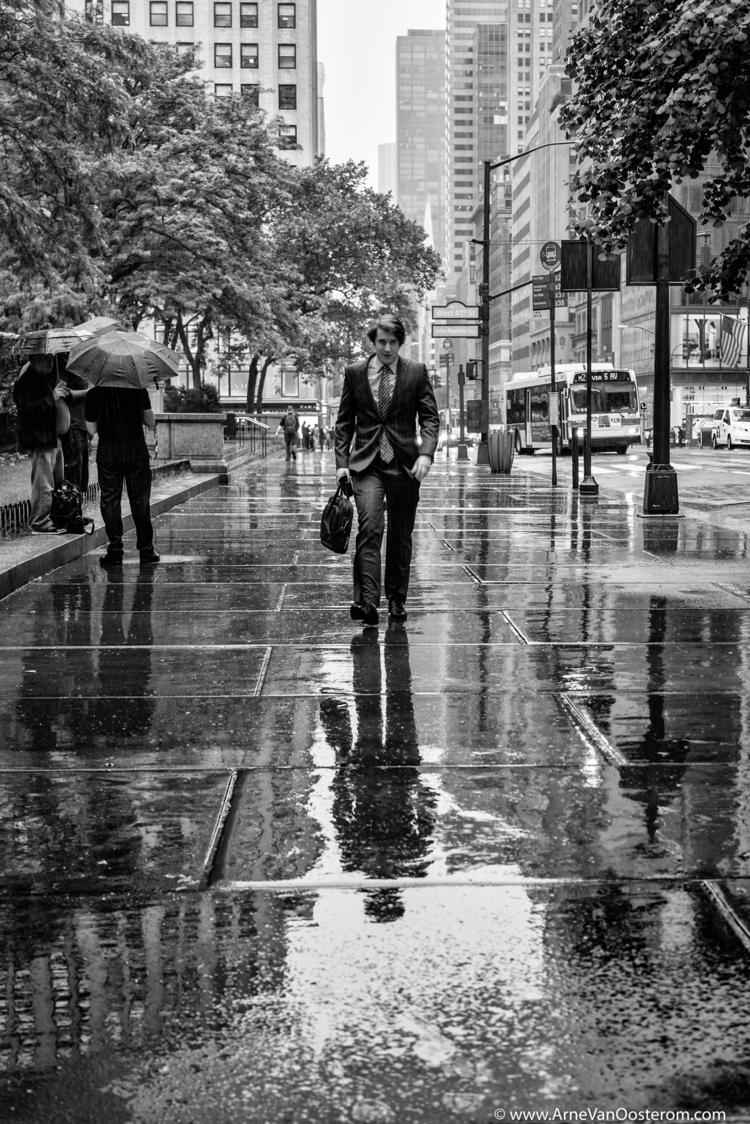 Rainy Day York City - photography - arnevanoosterom | ello