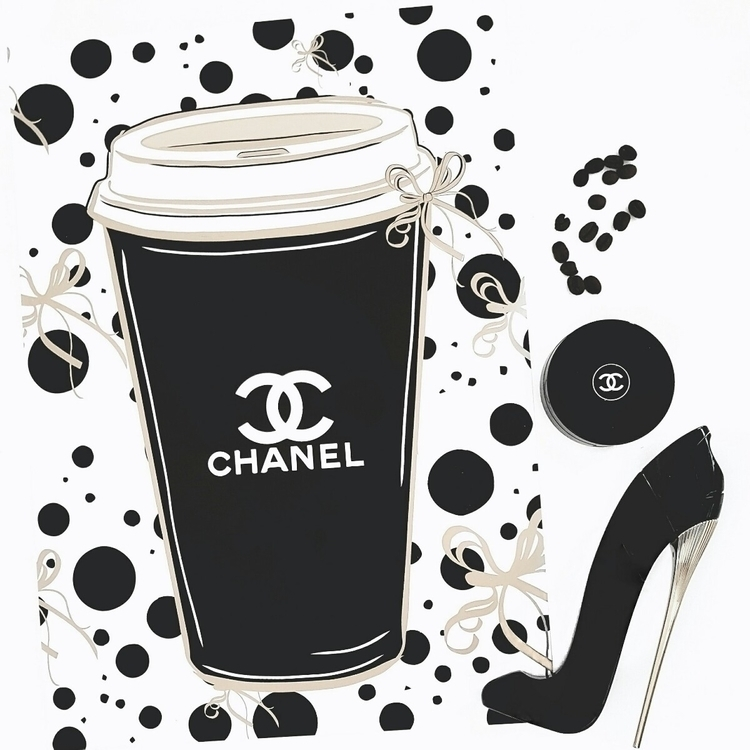 favorites, Coffee Chanel - style - stilettos_and_bricks | ello