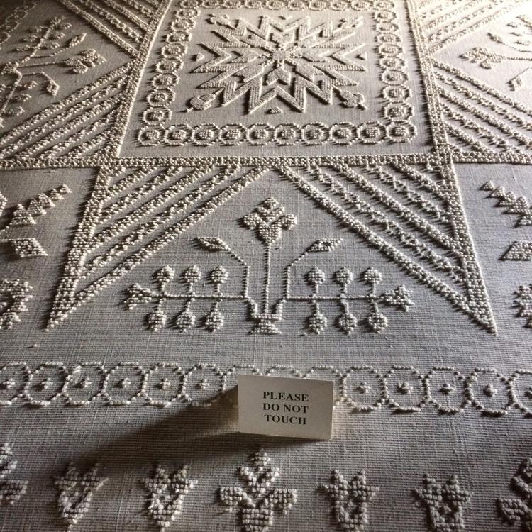 Vintage candlewick bedspread. D - arnolds-attic | ello