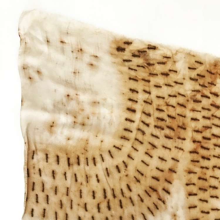 Emma Peters, Topography Memory  - emma_peters_textiles | ello