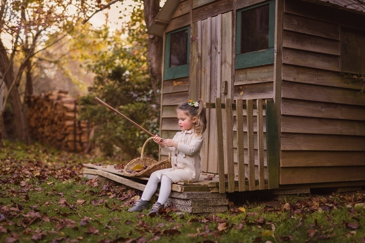 stick, girl fishing :fishing_po - acountrytalephotography | ello