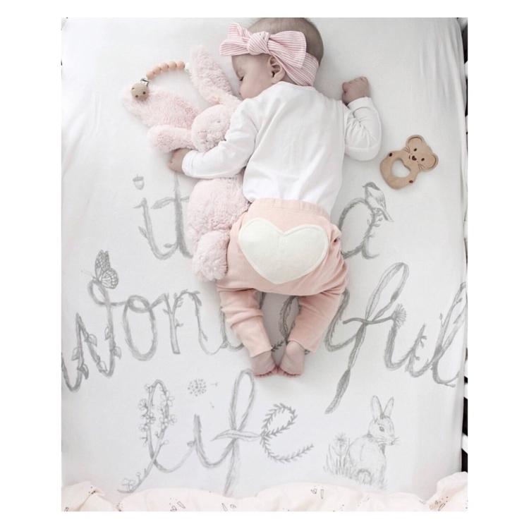 bub sleeps Wearing Sapling Chil - youonlykidonce | ello