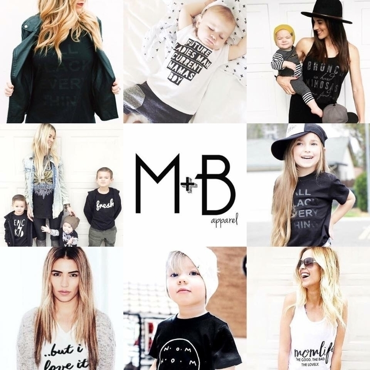 Modern fashion entire family - masonblakeapparel | ello