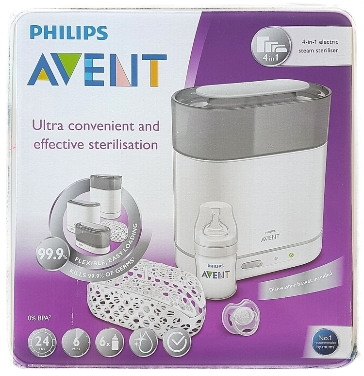 :eyes:Review Philips Avent Ster - mumsview | ello