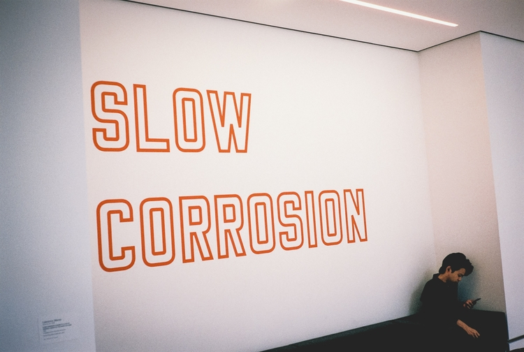 Slow Corrosion - photography, 35mm - danbassini | ello
