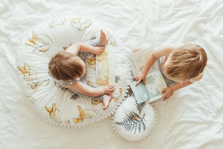 Reading important cherubs daily - mylovesmystyle | ello