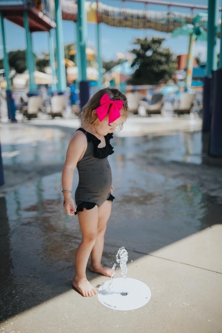 Summer time calls splash pads b - haydens_ootd | ello
