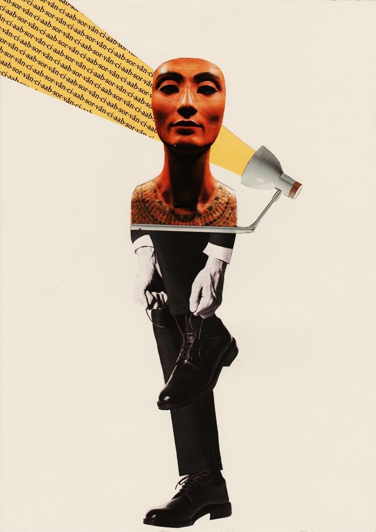 Absorvância - Collage, Analogue - marianabastoscollage | ello