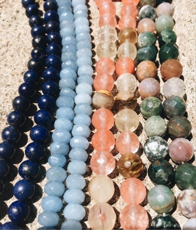 beads wait start creating:heart - gypsyxjewels | ello