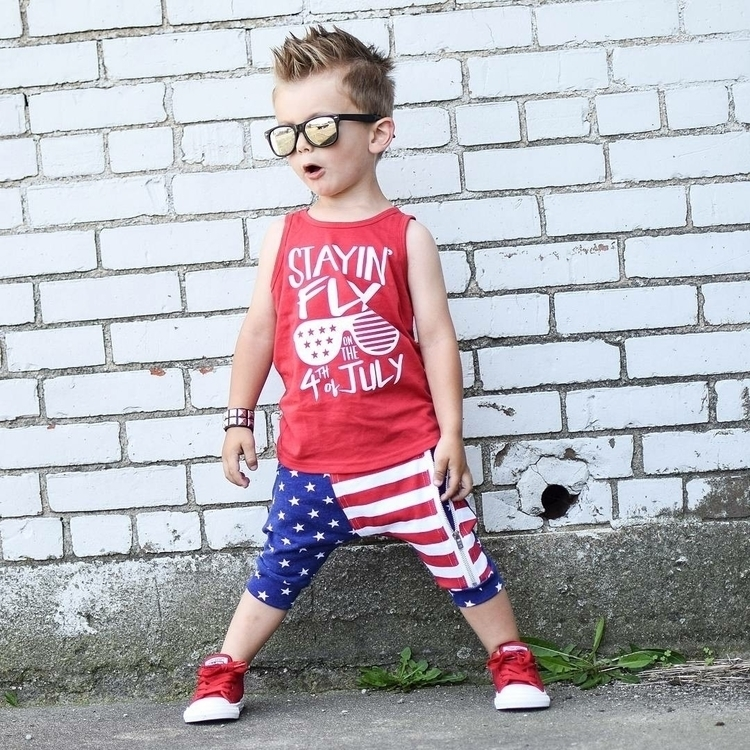 perfect 4th july outfit!!  - fashion - action_jaxon14 | ello