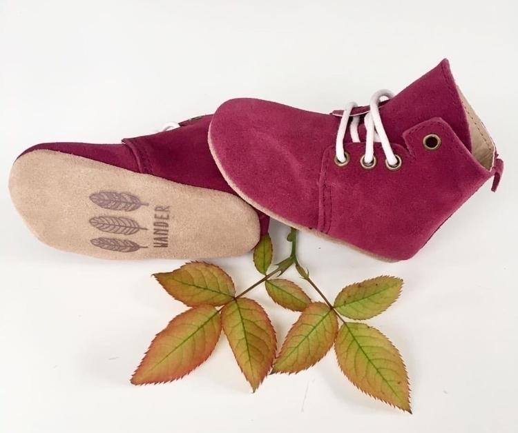 berry boot - minimalist, suede, ontrend - wandermoccasins | ello