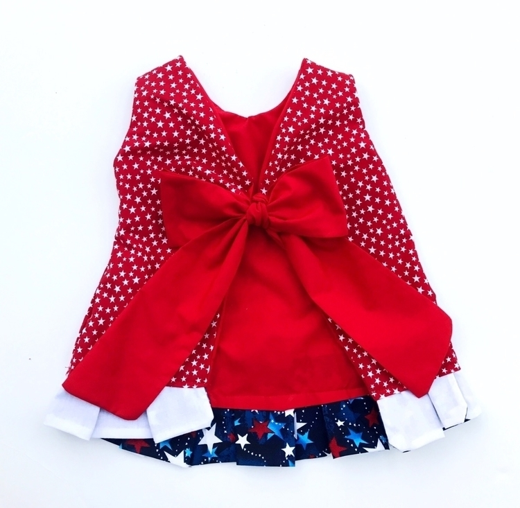 Fourth July fabric... SAD speci - thelacedpeony | ello