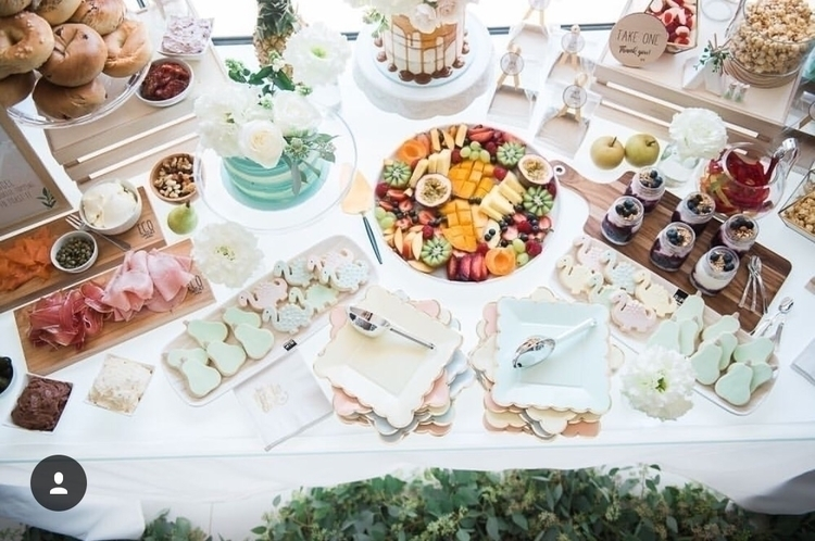 Nashy Pears Baby Shower • Erin  - nashstyling | ello
