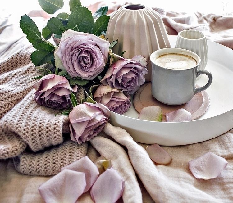 Helloooooo coffee blooms questi - cleverpoppy | ello