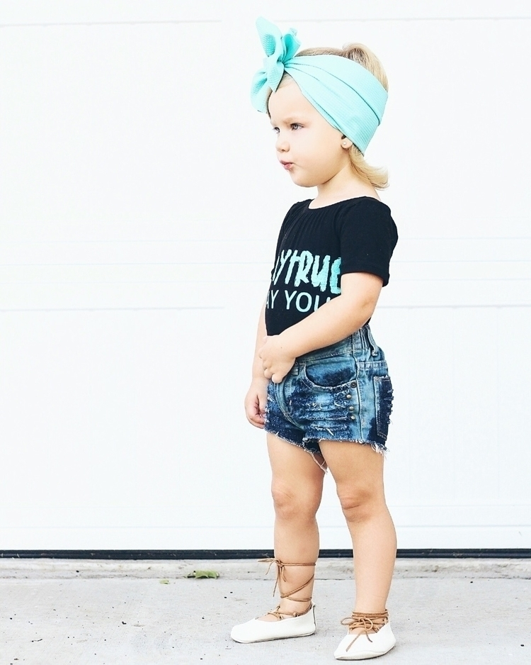 •• Dark Sky Shorties - distresseddenim - ellabdenim | ello