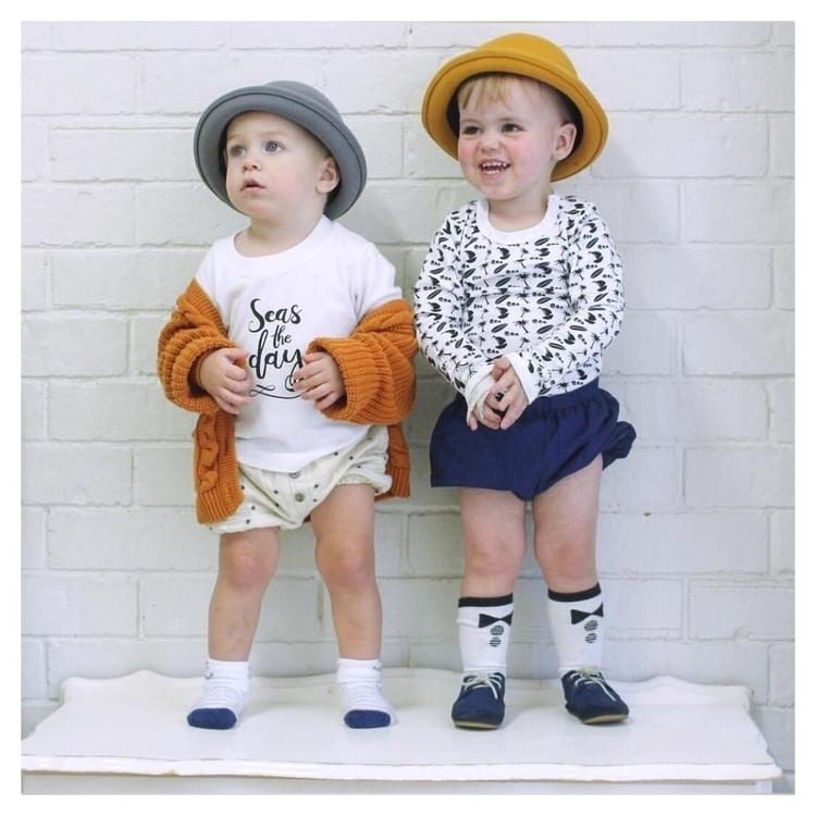 2! cute Liam Max! dressed 'seas - littlebeanorganics | ello