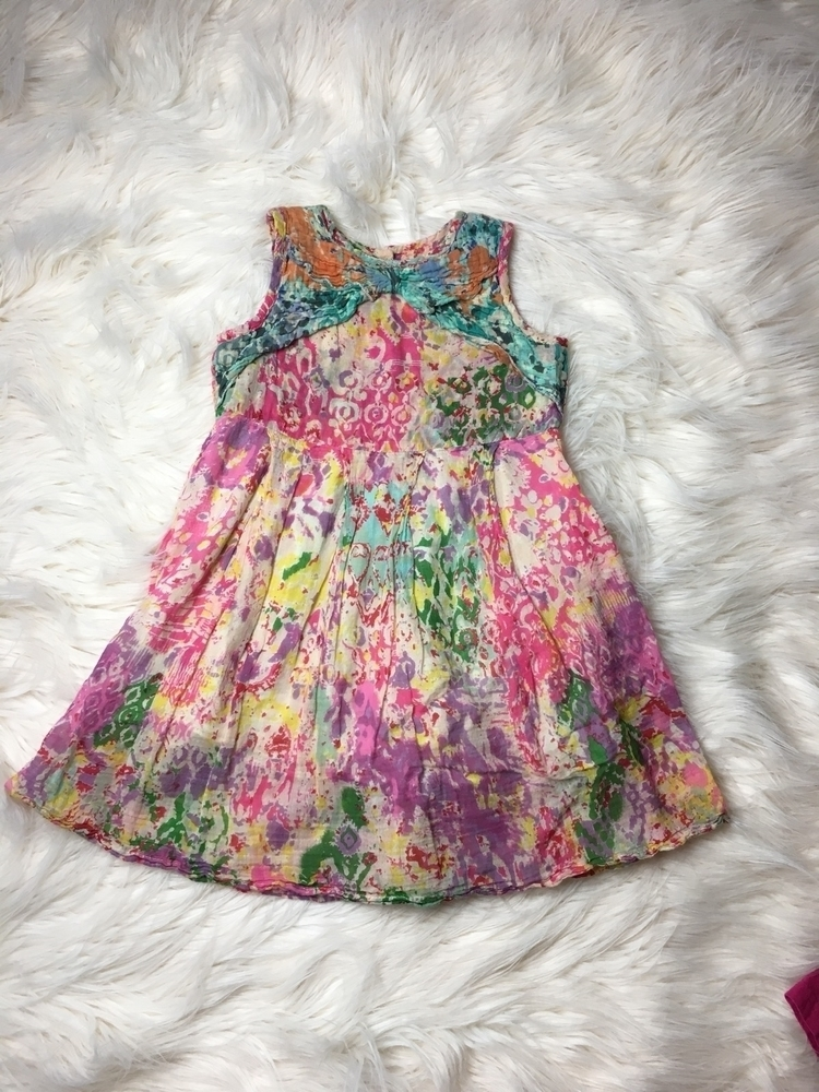 Yo baby dress marked 6, runs 4 - shopmrose | ello