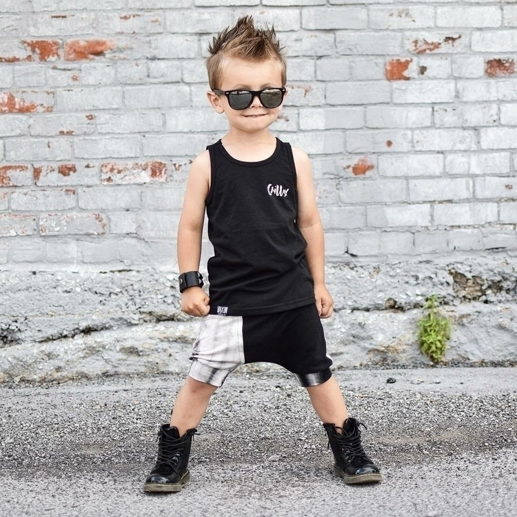 chillax!.. tank - fashion, kidfashion - action_jaxon14 | ello