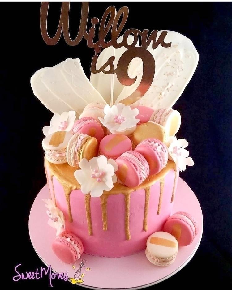 im Willow loved incredible cake - funkybunting | ello