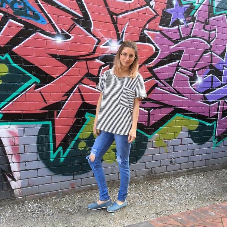 Hudson Tee Chloe Ripped jeans H - hipstercrewau | ello