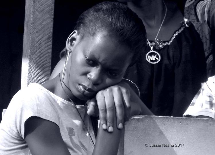 Jussie Nsana - Regard - lamathd | ello