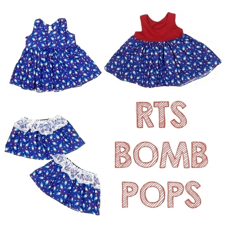 Stop website snag RTS bomb pop  - blushingbellesco | ello