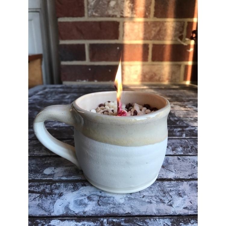 remembers mug week?! 🤚:type_3:  - muddynature_pottery   ello
