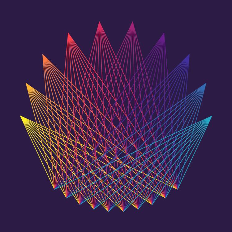 spirograph - generative - hyperglu | ello
