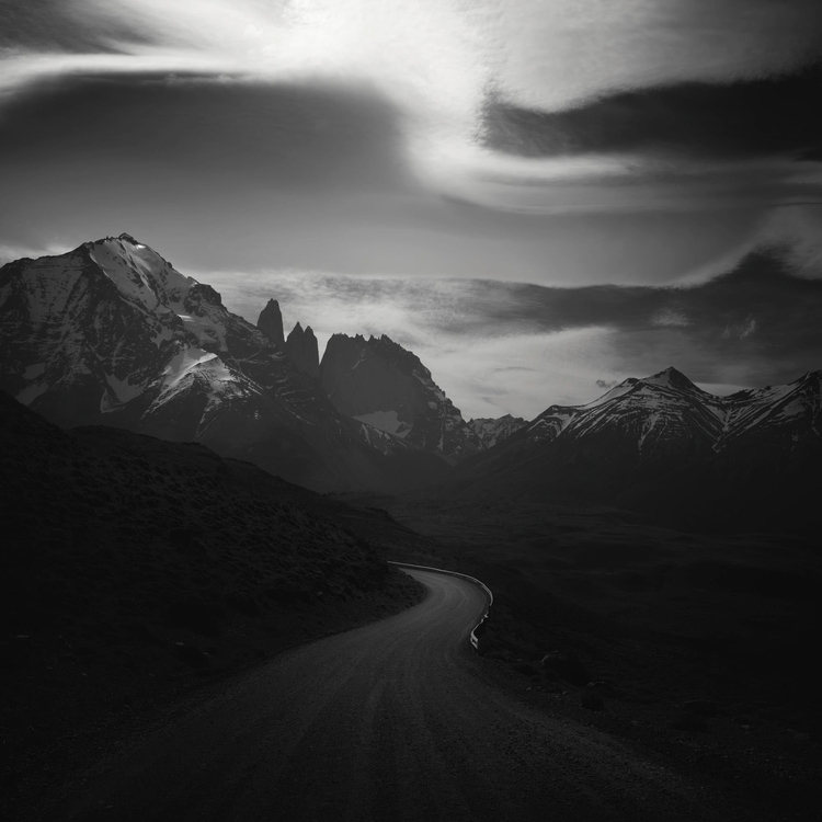 patagonia, chile, photography - andyleeuk | ello