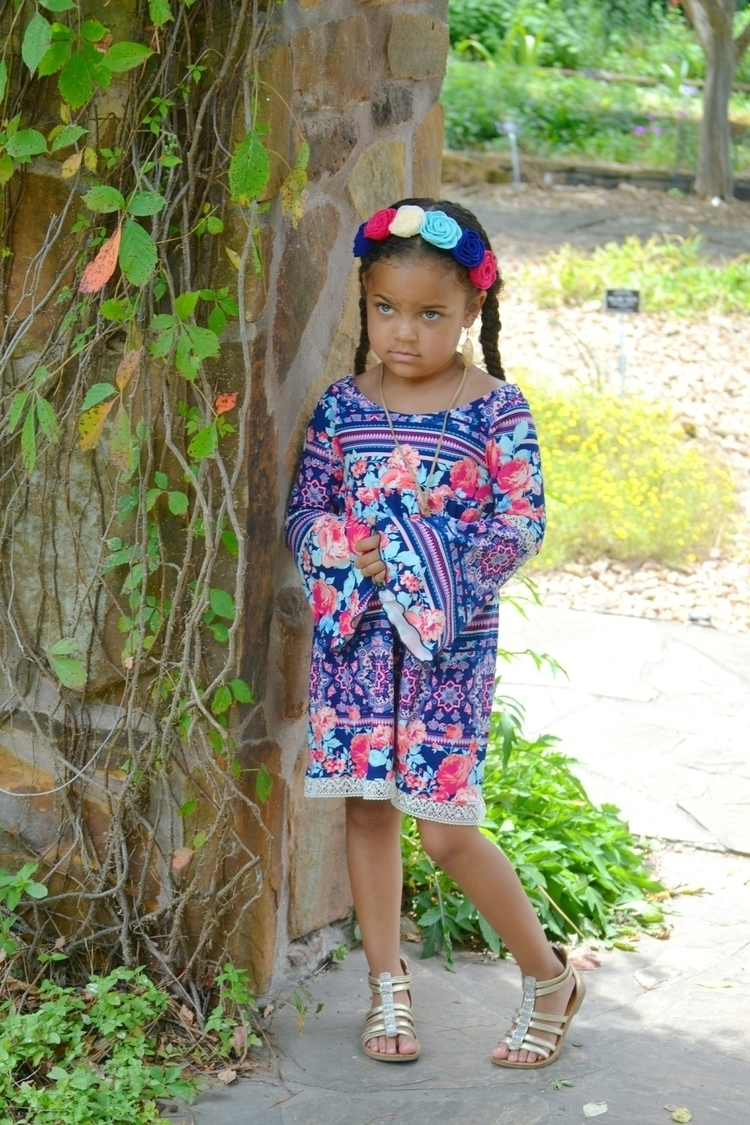 Love gorgeous Melody dress Boho - mccraykids | ello