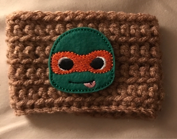 Teenage Mutant Ninja Turtle Coz - coziesandcrafts | ello