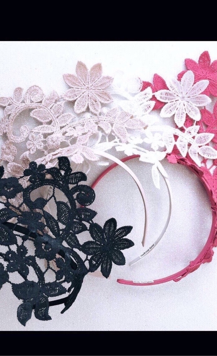 Lilly Favourite Flower Lace Fas - doilydelightz | ello