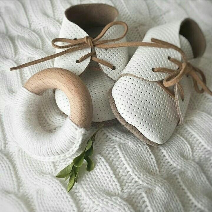 Happy - tiny crocheted teether  - woodn_au | ello