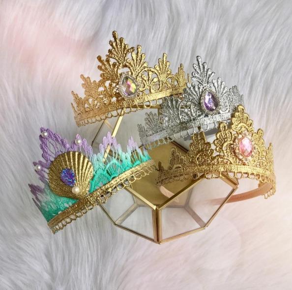 heaven || - tiara, lacetiara, princess - lovecrushcrowns | ello