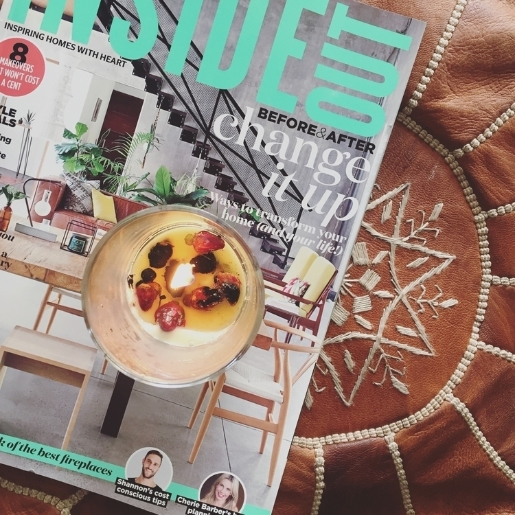 Magazine delivery day = browse  - kihu_candles | ello