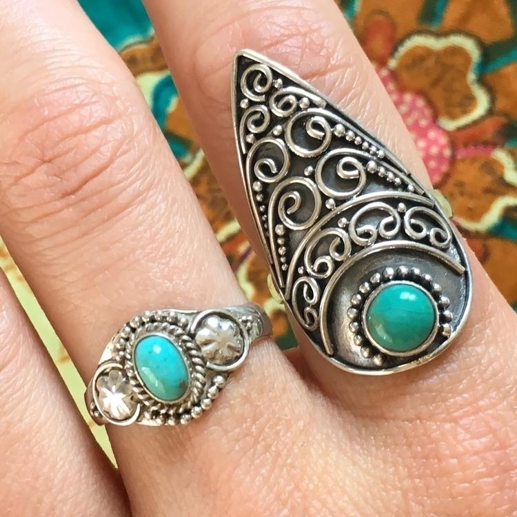 Boho Rings 🦋 styles landed shop - seagypsycollection | ello