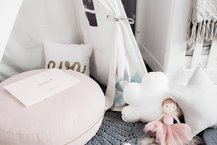 Gorgeous shot cloud star cushio - mysweetlittleroom | ello