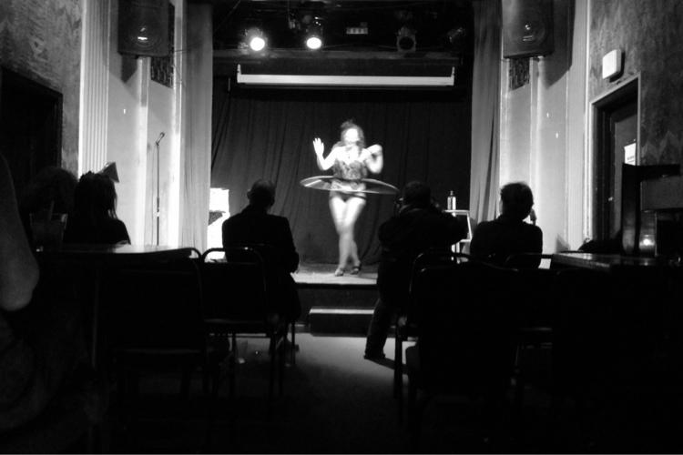 Burlesque Dancer [Doran [Follow - picture   ello
