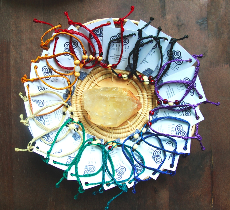 magical rainbow bracelets. colo - cherrie-karakia | ello