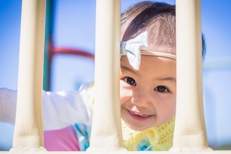 Sneaky AJ - cheeky smile - ellochildhood - mwlbyajsmumma | ello
