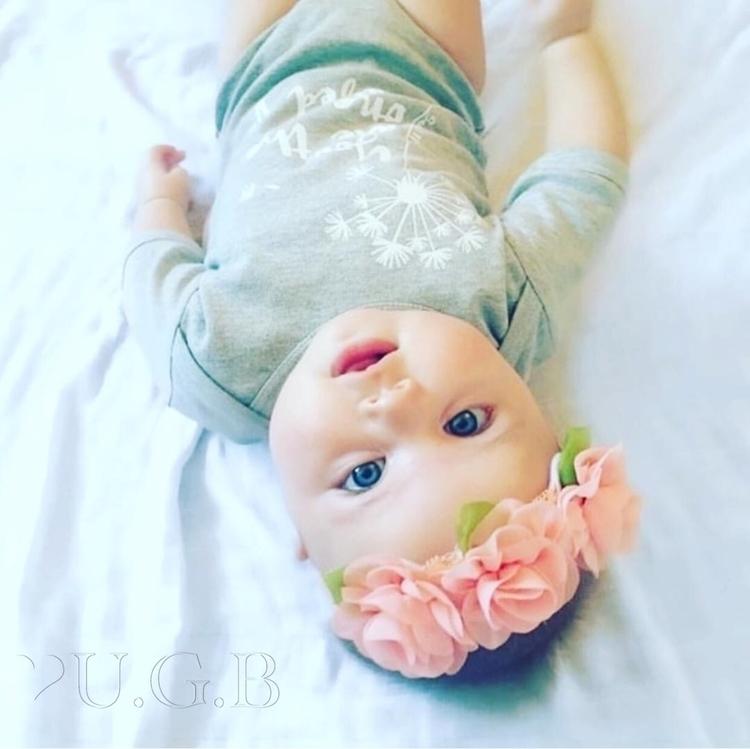 Love! :heart:️ • Madison flower - uptowngirlbowtique | ello