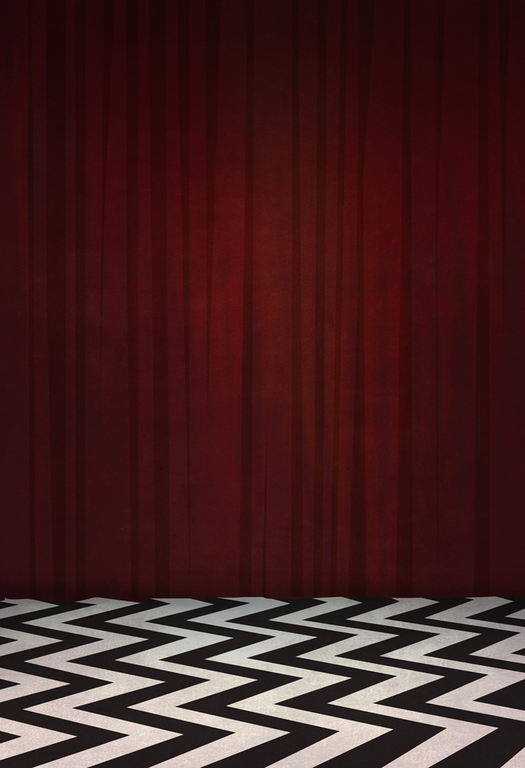 Black Lodge / Red Room - twinpeaks - avoidperil | ello